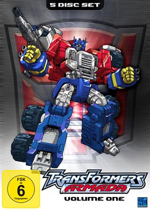 Transformers Armada: Vol.1 Online DVD Rental