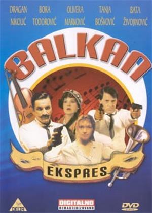 Balkan Express Online DVD Rental