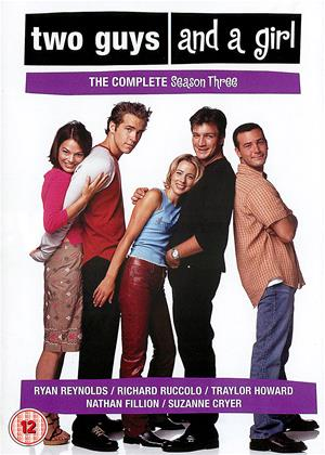 Two Guys, a Girl and a Pizza Place: Series 3 Online DVD Rental