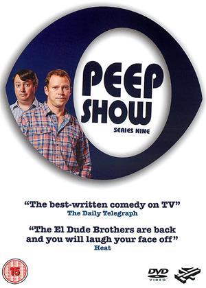 Peep Show: Series 9 Online DVD Rental