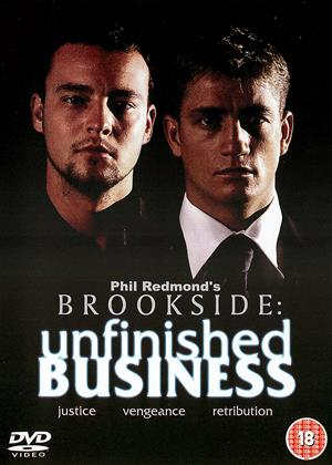 Brookside: Unfinished Business Online DVD Rental