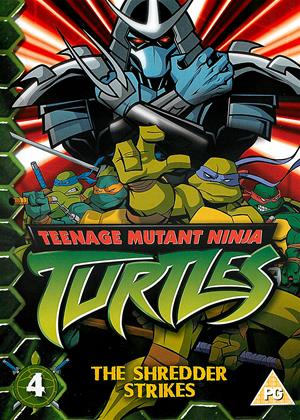 Rent Teenage Mutant Ninja Turtles: Vol.4 Online DVD Rental