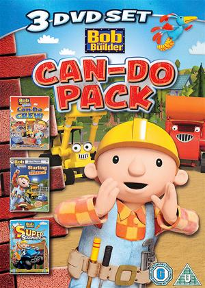 Rent Bob the Builder: Can-Do Pack Online DVD Rental