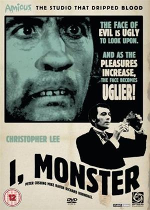 I, Monster Online DVD Rental