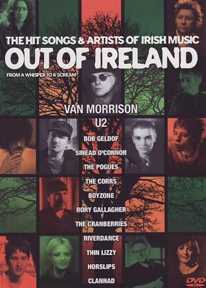 Out of Ireland: The Hit Songs and Artists of Irish Music Online DVD Rental