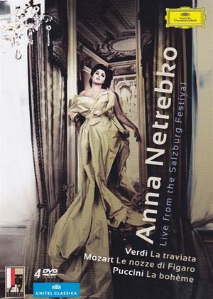 Anna Netrebko: Live from the Salzburg Festival Online DVD Rental