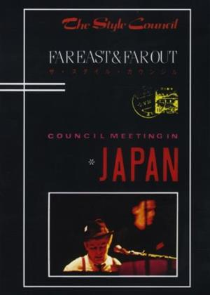 Rent The Style Council: Far East and Far Out Online DVD Rental