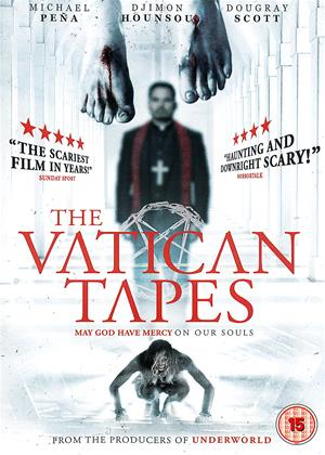 The Vatican Tapes Online DVD Rental