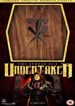 Rent WWE: Undertaker: The Streak 21-1 Online DVD Rental