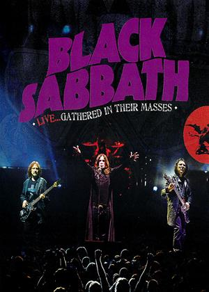Rent Black Sabbath: Live: Gathered in Their Masses Online DVD Rental