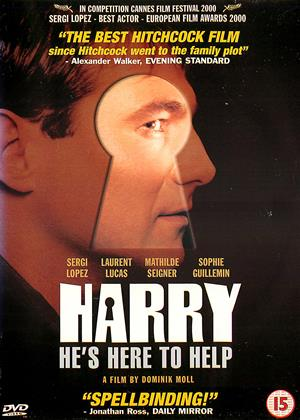 Harry, He's Here to Help Online DVD Rental