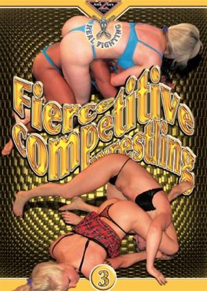 Rent Fierce Competitive Wrestling 3 Online DVD Rental