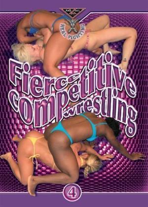 Rent Fierce Competitive Wrestling 4 Online DVD Rental