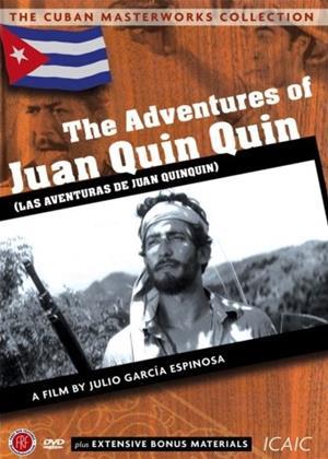 Rent The Adventures of Juan Quin Quin (aka Las Adventuras De Juan Quin Quin) Online DVD Rental
