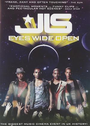 JLS: Eyes Wide Open Online DVD Rental