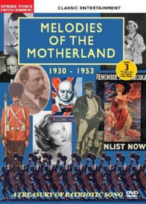 Rent Melodies of the Motherland 1930-1953 Online DVD Rental