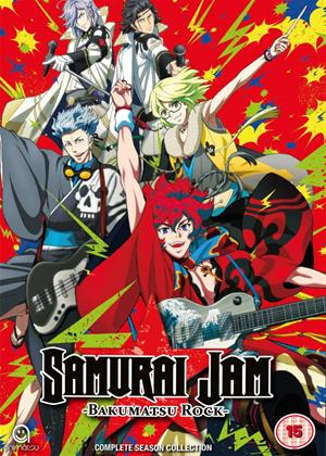 Rent Samurai Jam: Bakumatsu Rock: The Complete Series Online DVD Rental