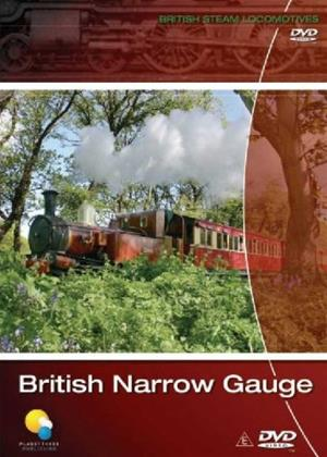British Steam Locomotives: British Narrow Gauge Online DVD Rental