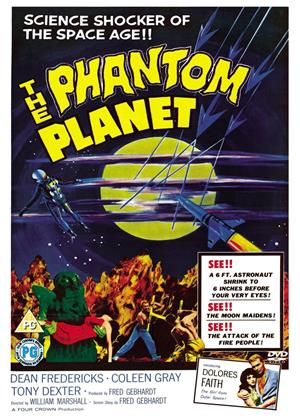 The Phantom Planet Online DVD Rental