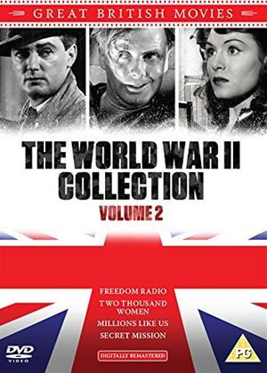 Rent World War II Collection: Vol.2 Online DVD Rental