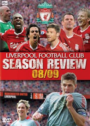 Rent Liverpool FC: Season Review 2008/2009 Online DVD Rental