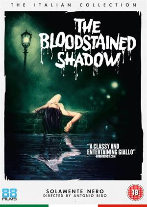 The Bloodstained Shadow Online DVD Rental