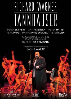 Rent Tannhäuser: Schiller Theater Online DVD Rental