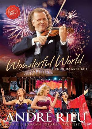Andre Rieu: Wonderful World: Live in Maastricht Online DVD Rental