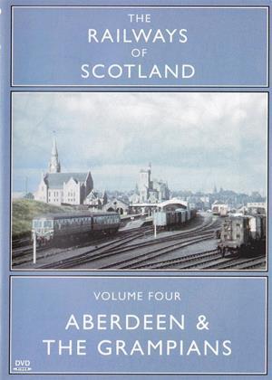 Rent The Railways of Scotland: Vol.4: Aberdeen and the Grampians Online DVD Rental