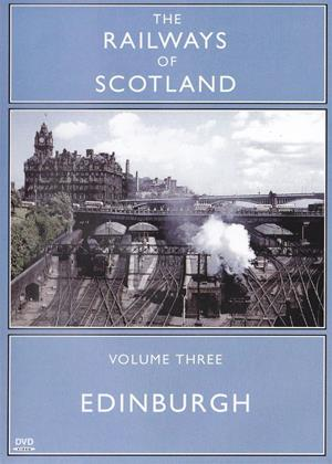 Rent Railways of Scotland: Vol.3: Edinburgh Online DVD Rental