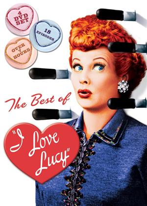 Rent I Love Lucy: The Very Best Of Online DVD Rental
