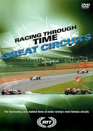 Racing Through Time: Great Circuits Online DVD Rental