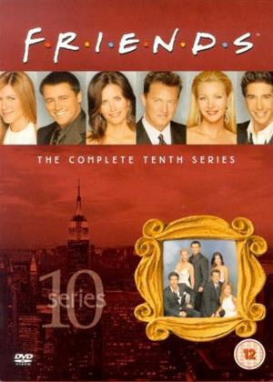 Friends: Series 10 Online DVD Rental