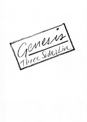 Genesis: Three Sides Live Online DVD Rental