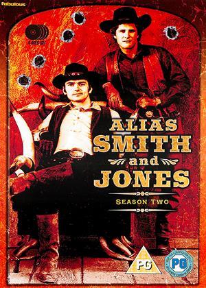 Alias Smith and Jones: Series 2 Online DVD Rental