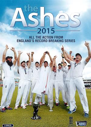 The Ashes: 2015 Online DVD Rental