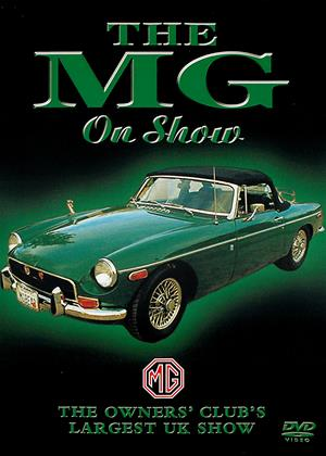 Rent The MG on Show (aka The MG on Show: The Owners' Club's Largest UK Show) Online DVD Rental