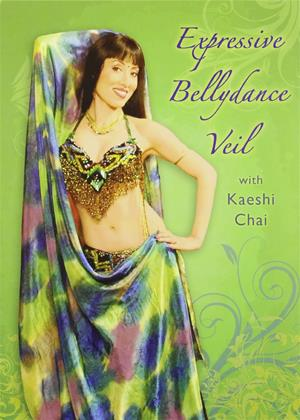 Rent Expressive Bellydance Veil with Kaeshi Online DVD Rental