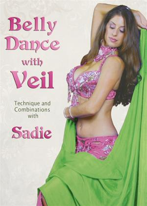 Sadie: Bellydance with Veil Online DVD Rental