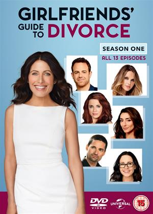 Girlfriends' Guide to Divorce: Series 1 Online DVD Rental