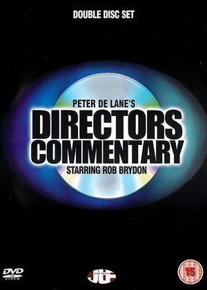 Directors Commentary Online DVD Rental