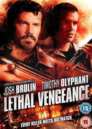 Lethal Vengeance Online DVD Rental