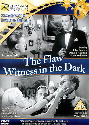 The Flaw / Witness in the Dark Online DVD Rental