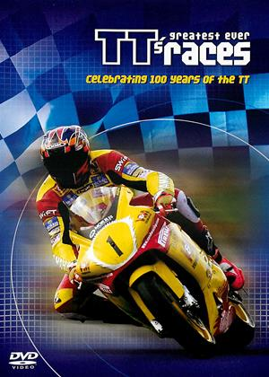 Rent TT's Greatest Ever Races Online DVD Rental