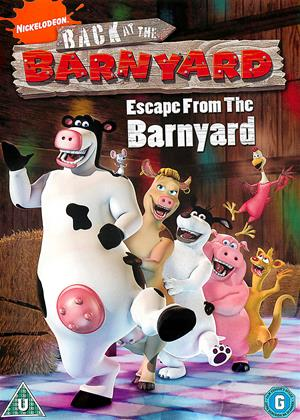 Rent Back at the Barnyard: Escape from the Barnyard Online DVD Rental