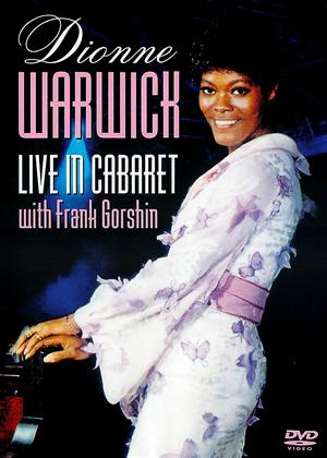 Dionne Warwick: Live in Cabaret Online DVD Rental
