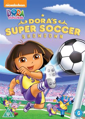 Dora the Explorer: Dora's Super Soccer Showdown Online DVD Rental