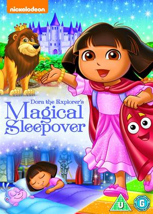 Rent Dora the Explorer: Dora's Magical Sleepover Online DVD Rental