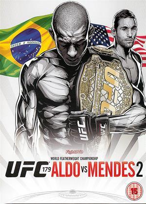 UFC: 179: Aldo vs. Mendes 2 Online DVD Rental