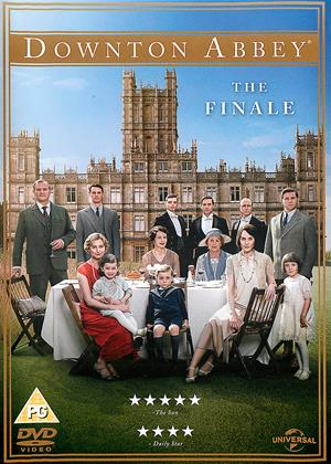 Downton Abbey: The Finale Online DVD Rental